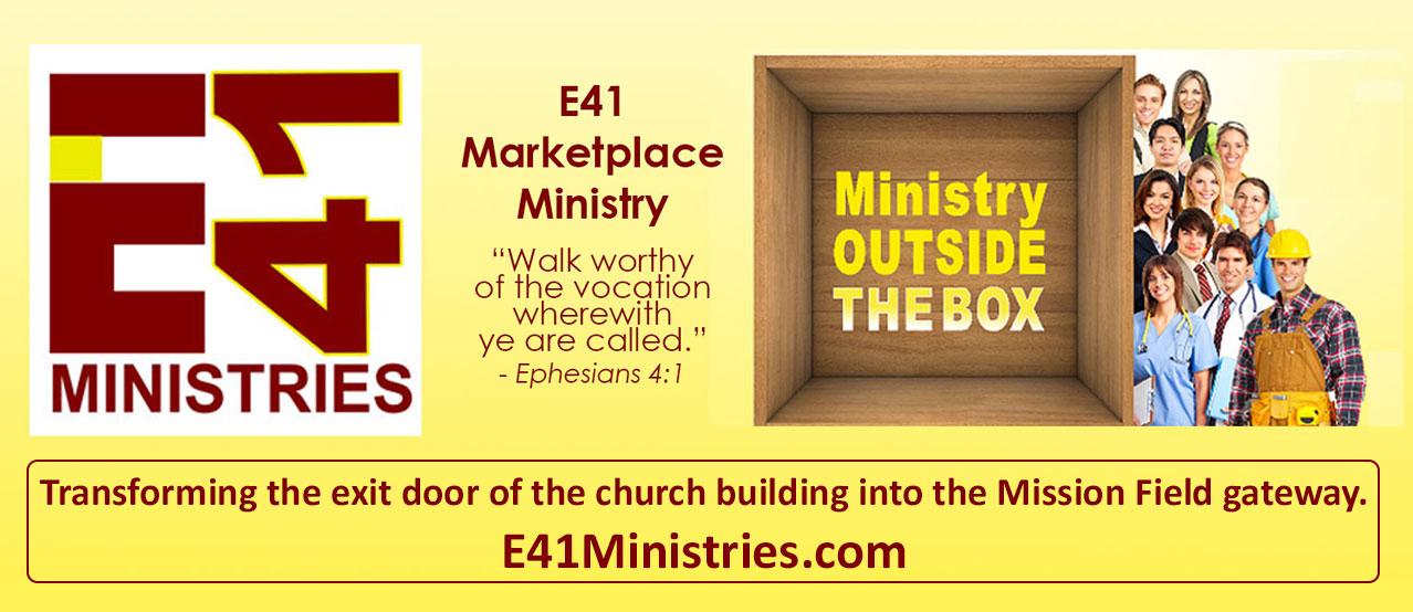 E41 Ministries