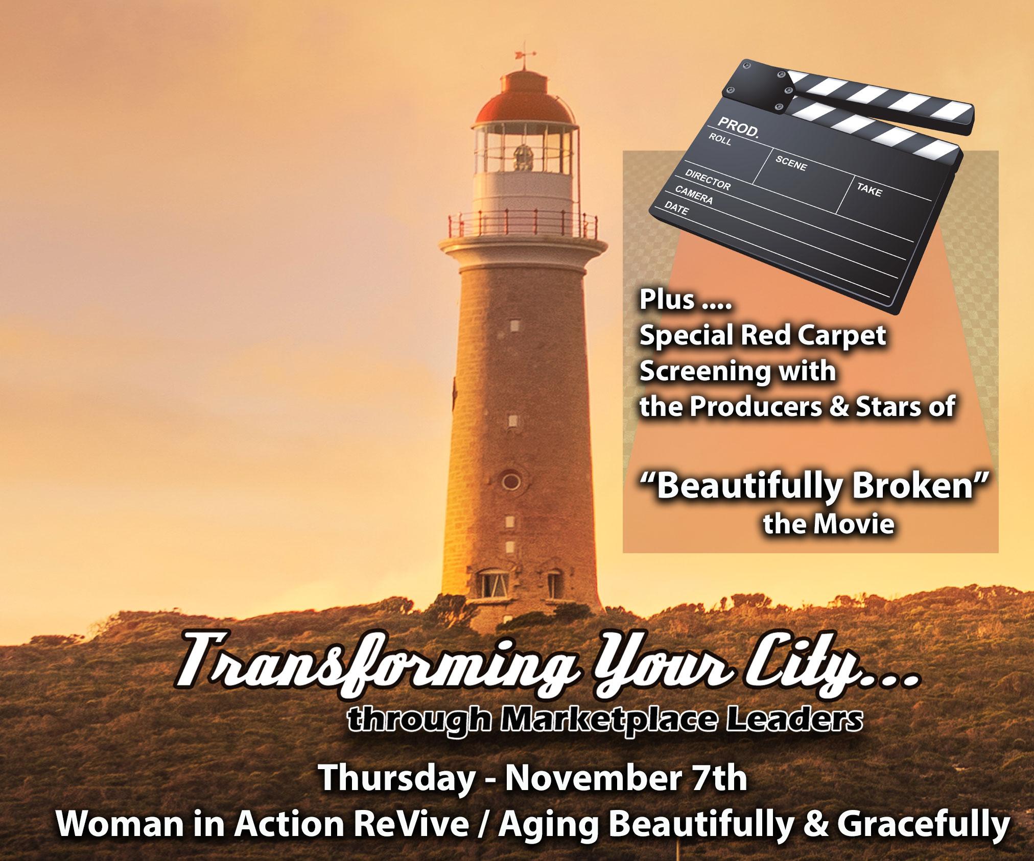 Thursday - November 7th - Marketplace Leadership Development Day
