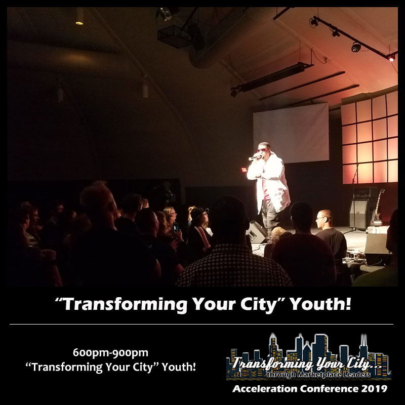 Transforming Your City Youth!