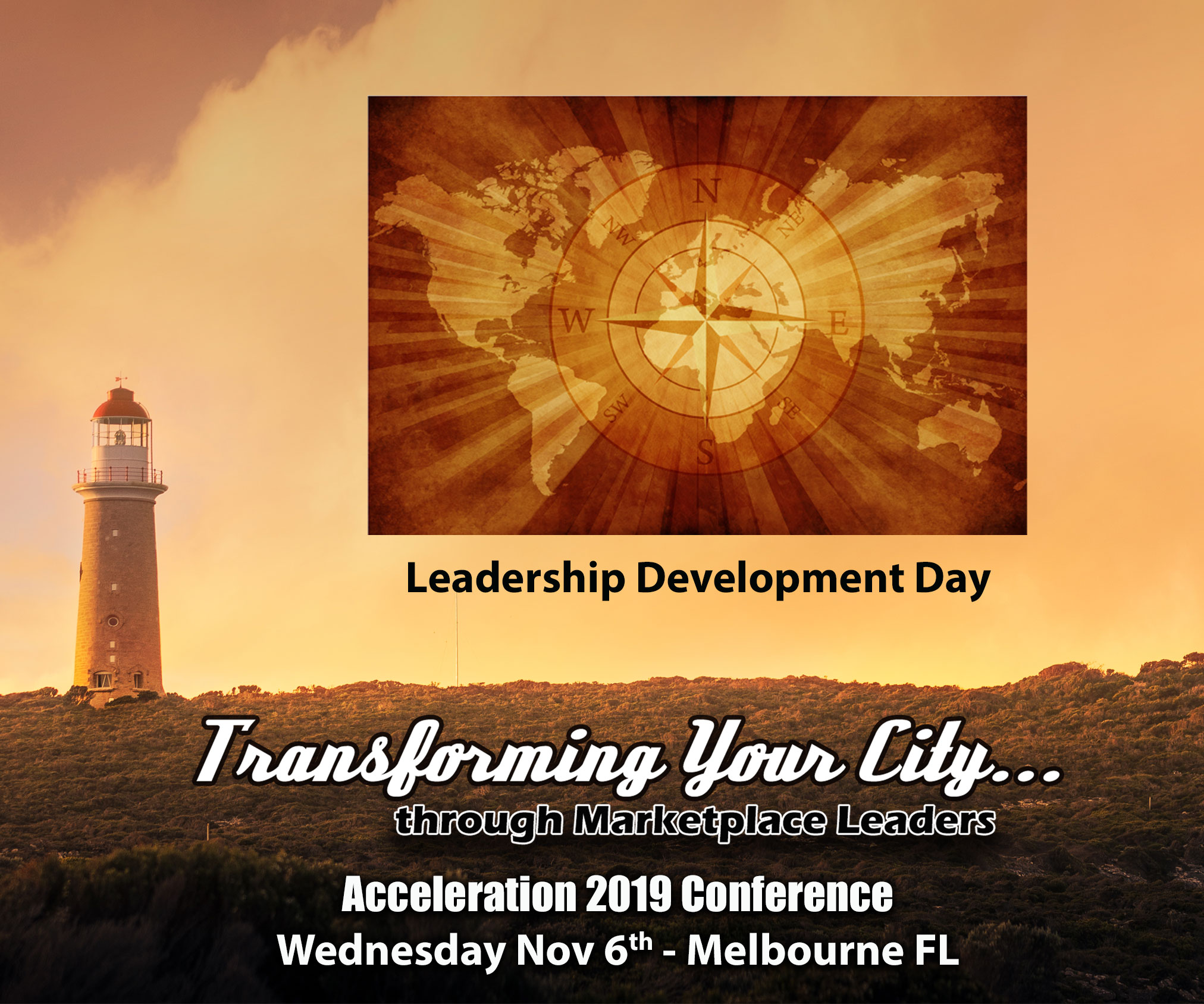 Transforming Your City Acceleration Leadership Day Pass