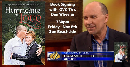 "Book Signing - Dan Wheeler ""Hurricane of Love"""