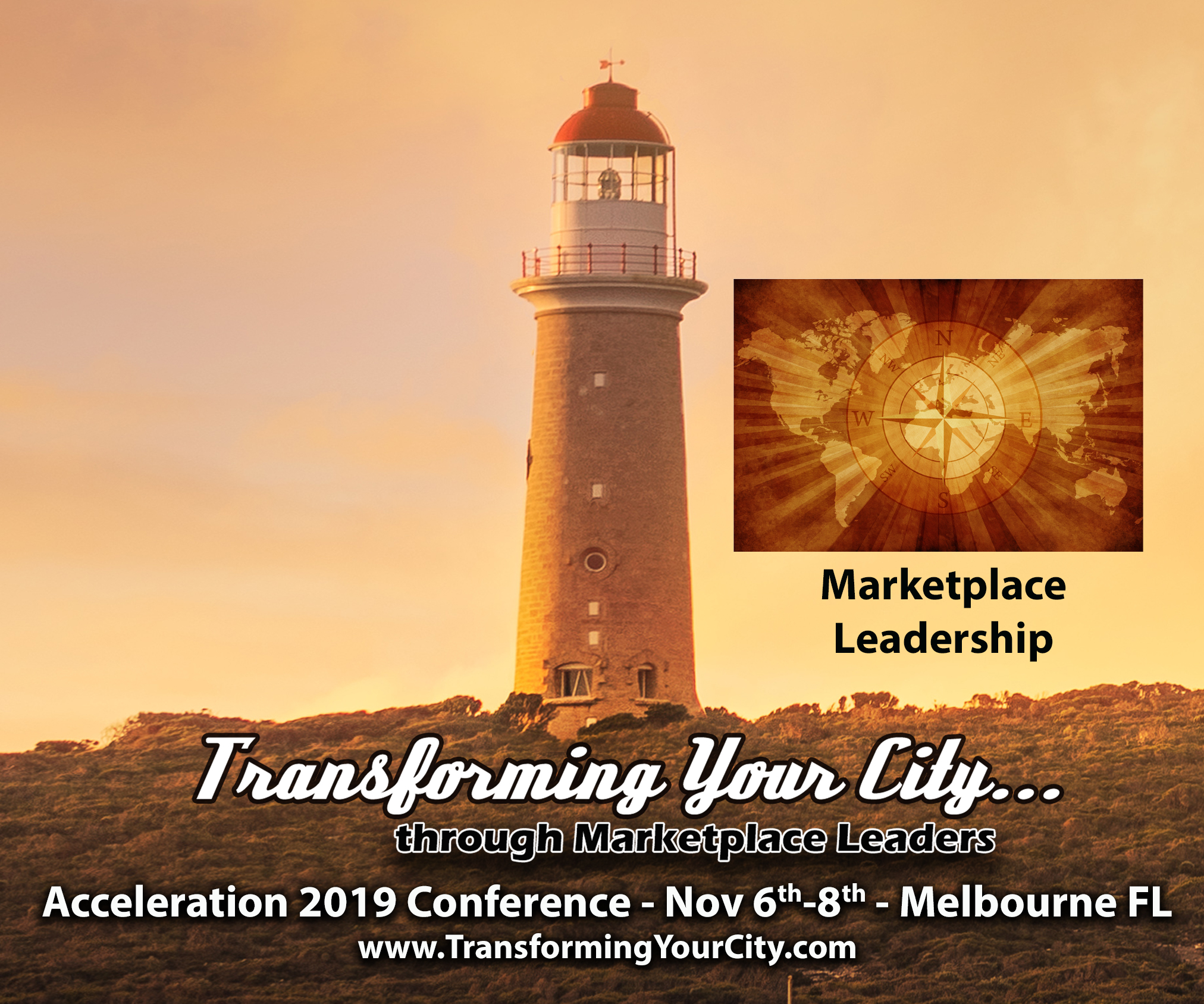 Transforming Your City Acceleration All Access Conference Pass