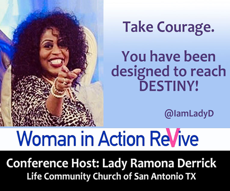 Woman in Action - ReVive