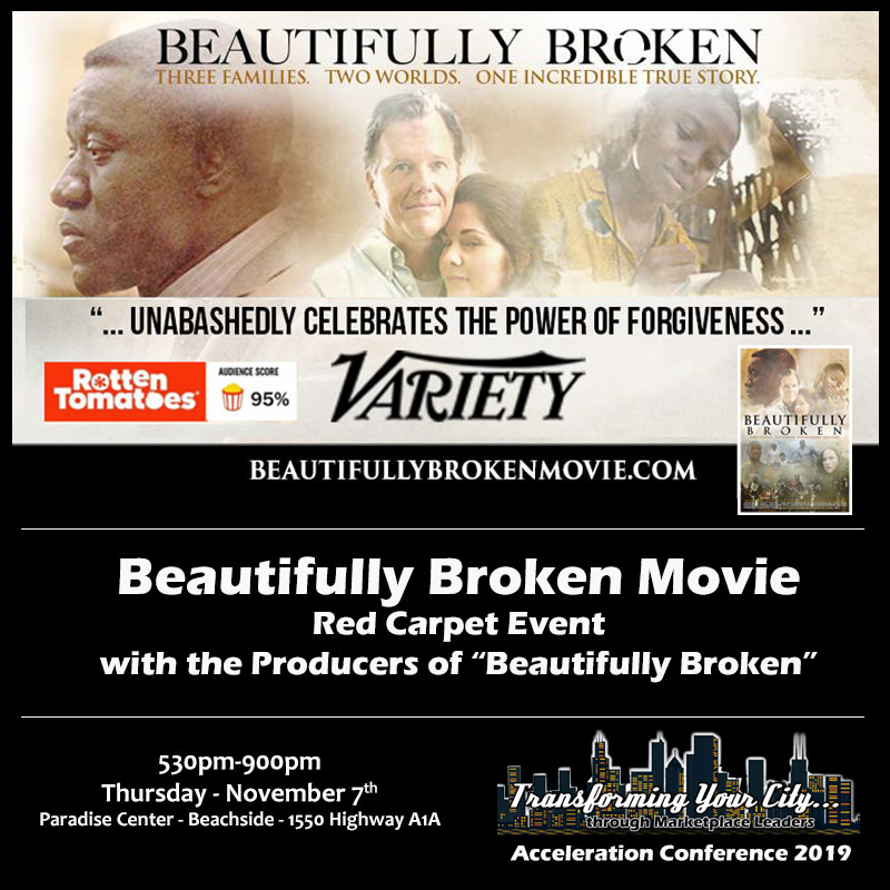 Beautifully Broken Red Carpet Screening