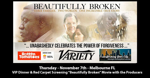 """Beautifully Broken"" VIP Dinner & Red Carpet Screening"