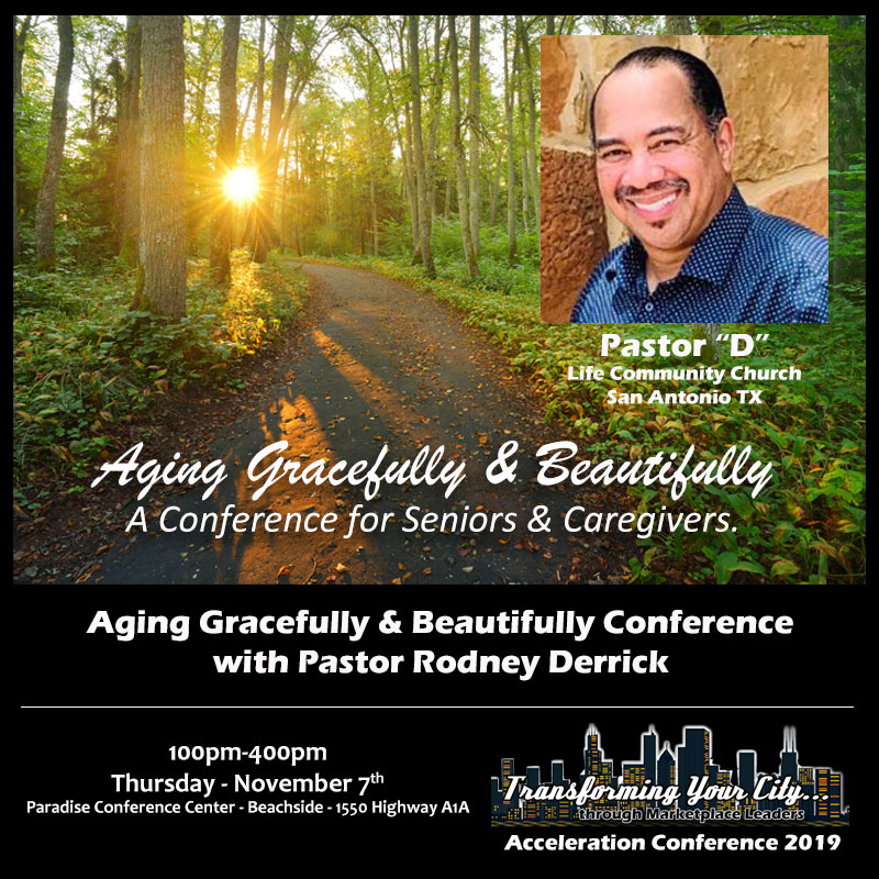 Aging Gracefully & Beautifully Conference