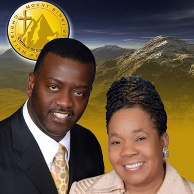Pastors Frank & Lady Tekita Livingston
