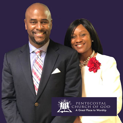 Bishop Mark & First Lady Anderson