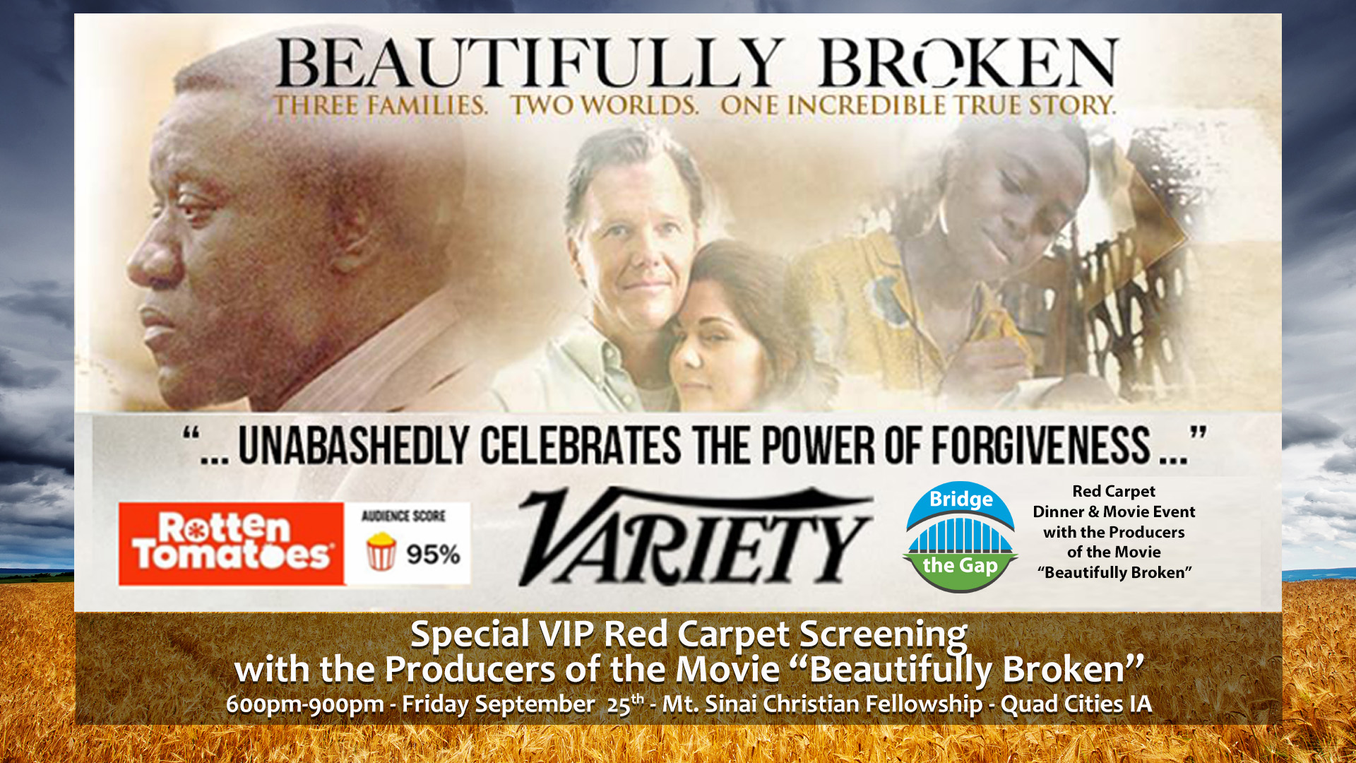 Beautifully Broken ViP Red Carpet Screening